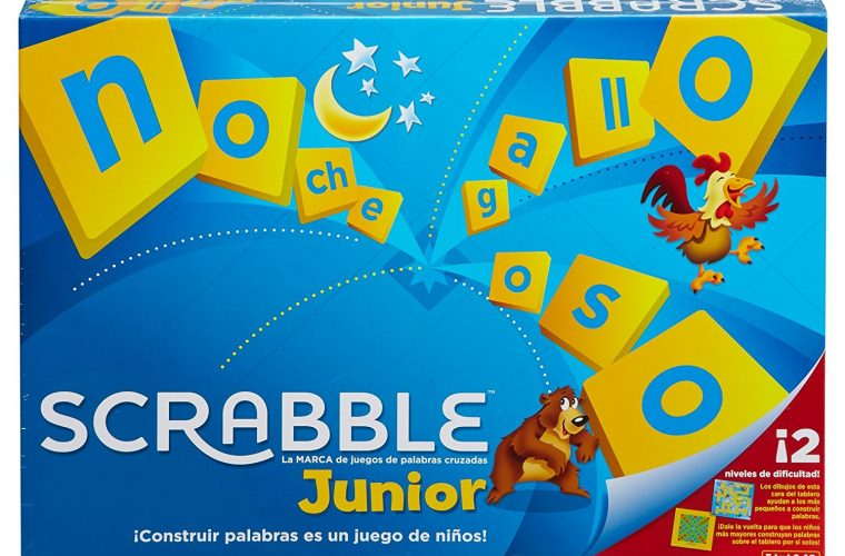 Scrabble – Jot Down Kids